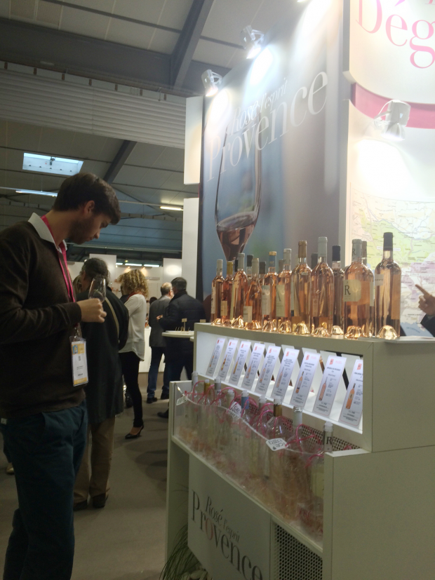 Provence all stars at Vinisud 2016