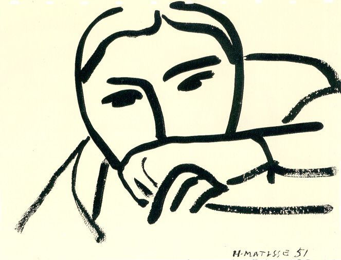 IYour Sommelier Wine Club review. Image: Henri Matisse 1951